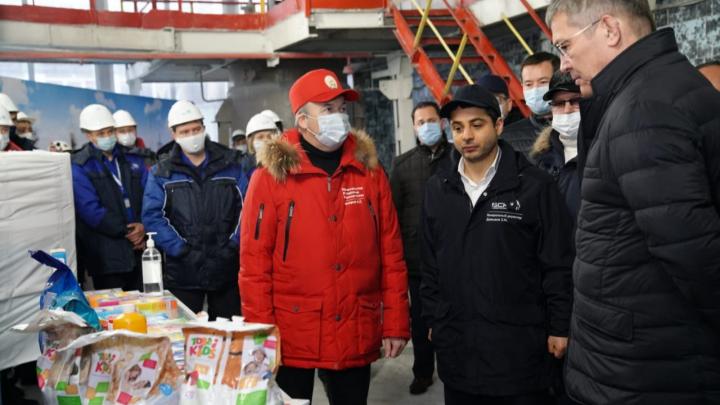 """«Возвращение """"Зифы""""». В Башкирии возобновят местное производство стиральных порошков"""