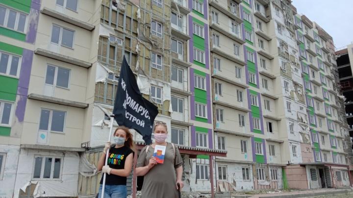 Дольщики ответили чиновнику мэрии Новосибирска. У них есть 6 вопросов — публикуем открытое письмо