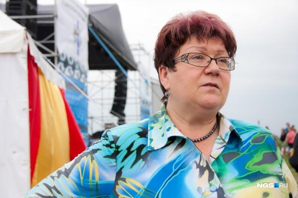 Наталью Ярославцеву назначили на пост министра сегодня, 8 июля