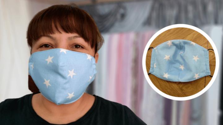 Всего 80 рублей за штуку: где в Самаре купить многоразовую маску