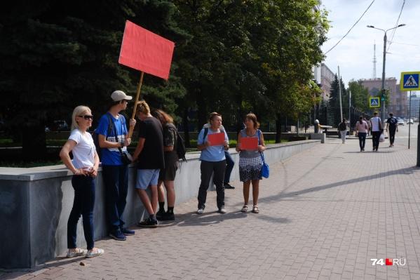 В Министерстве экологии рассказали, что общались с организаторами ещё до акции, но те не захотели их слушать