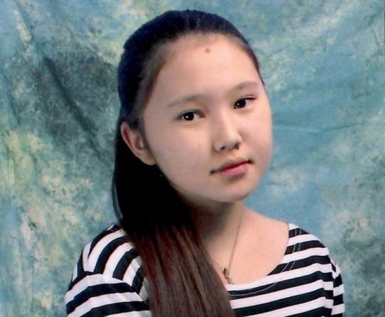 Виолетте 15 лет, и она не растерялась, услышав из пруда крики о помощи