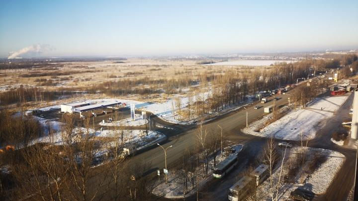 Глава Дзержинского района рассказала, в каком месте расширят Ленинградский проспект