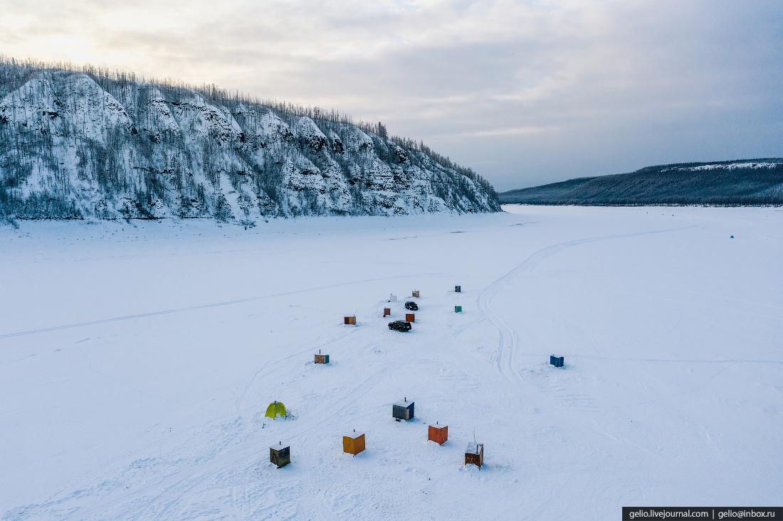 Плотность населения в Эвенкии — одна из самых низких в России