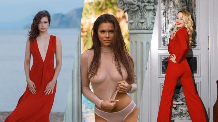 Три известные пермячки вошли в топ-100 сексуальных женщин России
