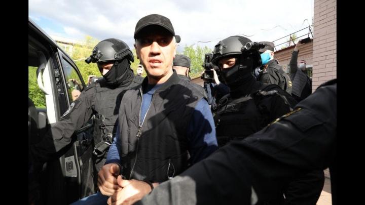 Анатолий Быков рассказал, кто организовал дело против него. Следим за ситуацией в режиме онлайн