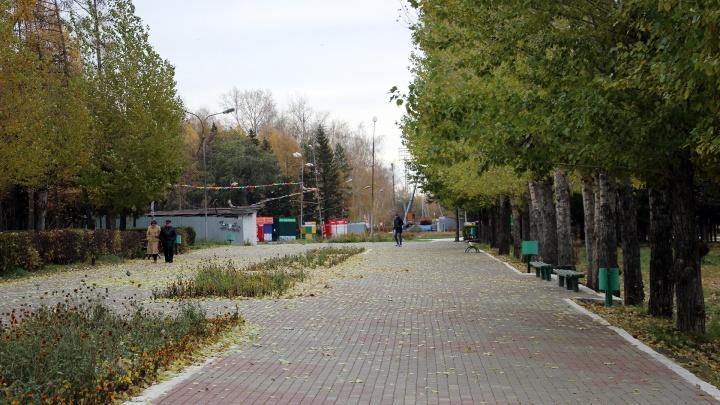Городские парки перешли на зимний режим работы