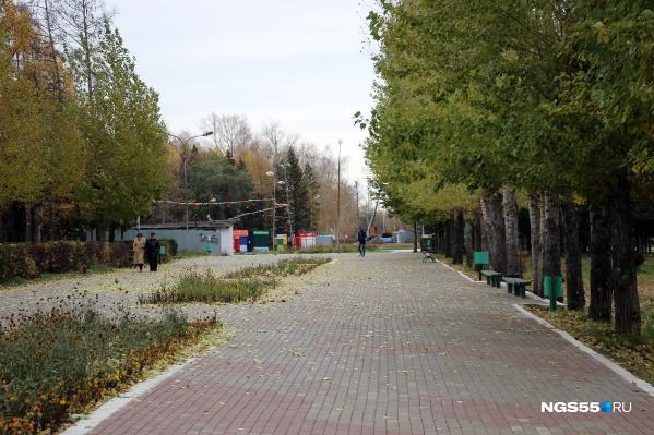 В этом году парки долгое время были закрыты даже для прогулок
