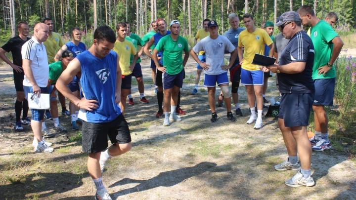 Командам «Водник» и «Северная Двина» разрешили проводить тренировки