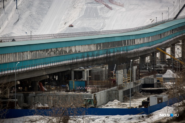 Новый этап строительства должны закончить в ноябре 2020 года