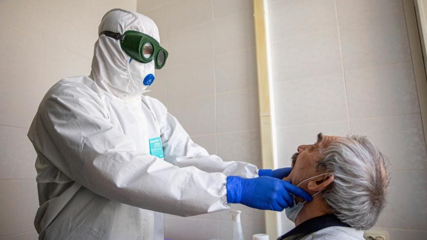 Коронавирус выявили ещё в трех территориях Прикамья