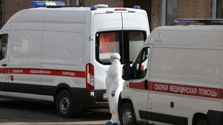 В крае ещё один погибший пациент с коронавирусом