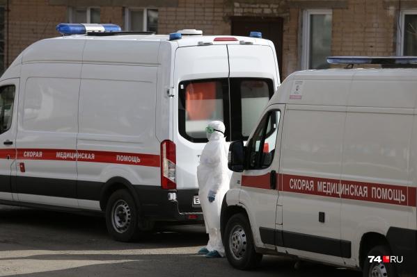 В Красноярске — 12-ая смерть с коронавирусом