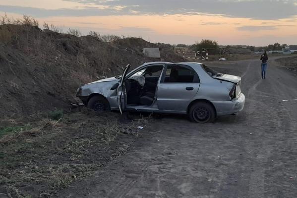 Авария случилась в ночь с 26 на 27 сентября