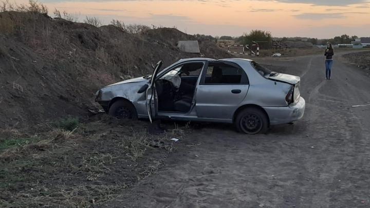 На Дону подросток взял машину родителей и попал в ДТП. Пострадала девочка