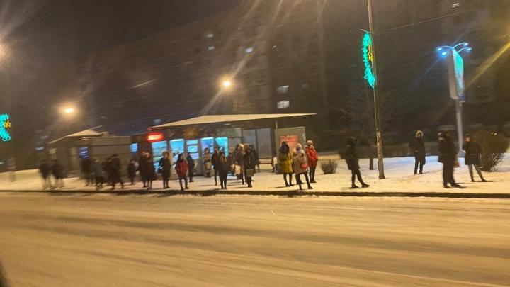 Власти Новокузнецка меняют маршруты автобусов из-за провального старта транспортной реформы