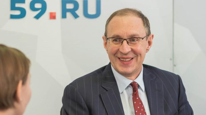 «Очень сложно и волнительно найти правильные слова»: Дмитрий Самойлов подвел итоги работы на посту мэра