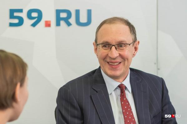 Дмитрий Самойлов перейдет на работу в краевое правительство