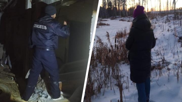 Пропавшую под Екатеринбургом двенадцатилетнюю школьницу нашли