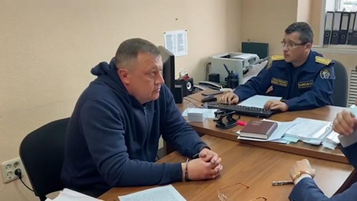 В Курганской области завершили следствие по делу экс-замгубернатора Сергея Пугина