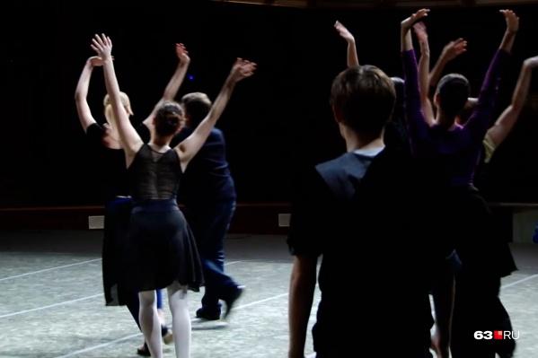Репетиции проекта идут на сцене самарского оперного театра