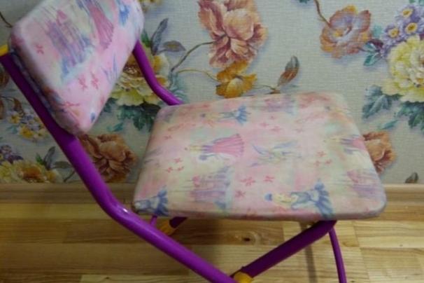 Детский стул от коронавируса надо? Боги маркетинга Уфы решили продать товар, который не продается
