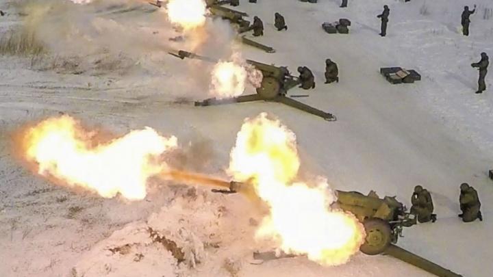 В Самаре в честь 23 Февраля устроят праздничный артиллерийский салют на набережной