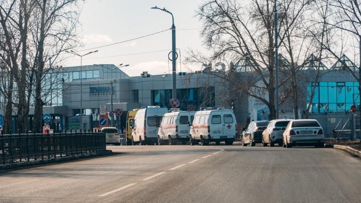 В Омской области готовятся принять больных коронавирусной инфекцией из Якутии