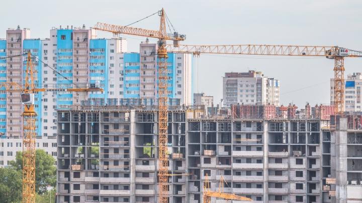 Высотки без парковок: в Самаре хотят построить четыре новых ЖК
