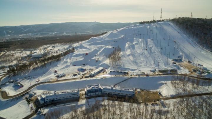 Чемпионат России по сноуборду перенесли из-за коронавируса