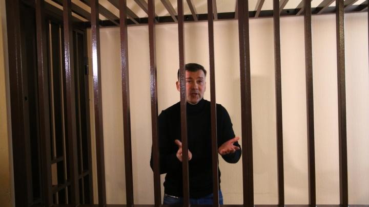 Дмитрий Сазонов прокомментировал свой приговор в зале суда: видео