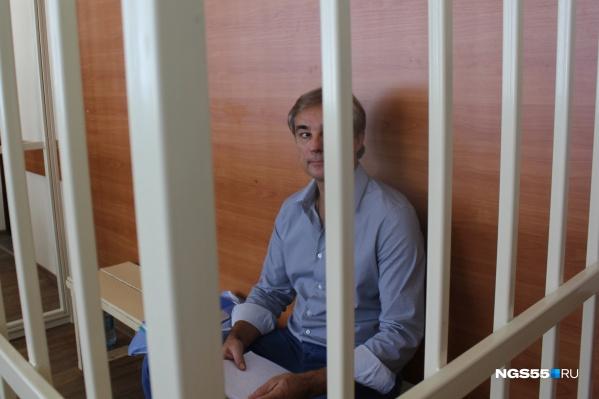 Сергей Калинин уже два года находится под арестом