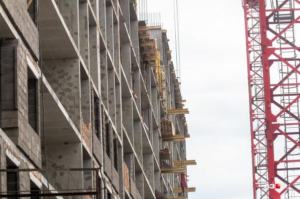Авторы проекта предложили построить дома высотой 6–7 этажей