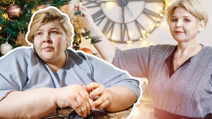 Самая толстая женщина России из Волгограда похудела на 150килограммов. Смотрите, какой красавицей она стала