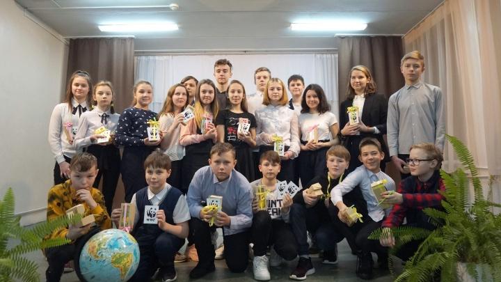 Что появится в Новодвинске через 50 лет: дети поделились мечтами о будущем города бумажников