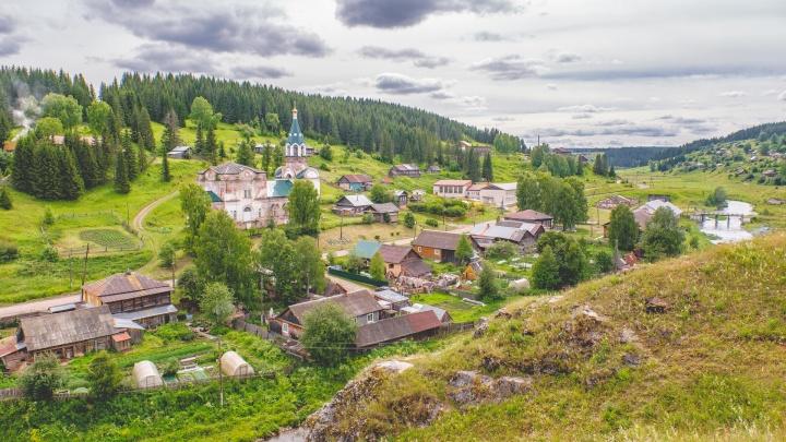 Село Кын первым в Прикамье получило статус исторического поселения. Почему туда стоит ехать?
