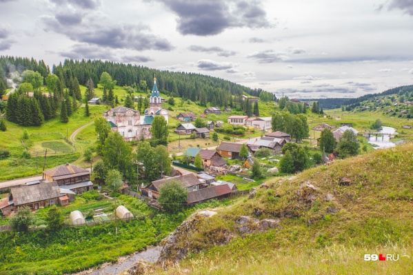 Кын первым в Пермском крае получил статус исторического поселения