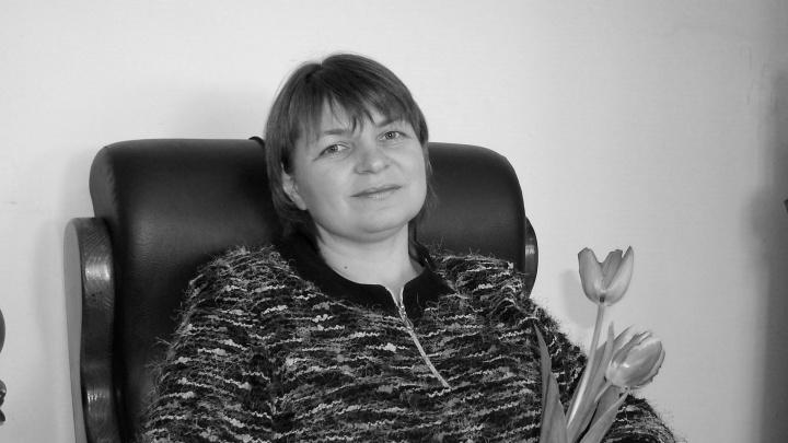 От коронавируса скончалась омский журналист Александра Самсонова