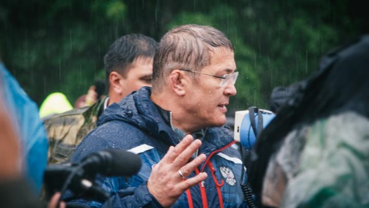 О бойне, госСМИ и не только: главное из встречи Радия Хабирова и защитников Куштау в коротком видео