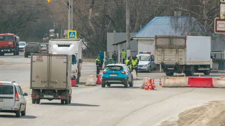 В Самаре хотят построить кольцо на пересечении Чекистов и Аэропортовского шоссе