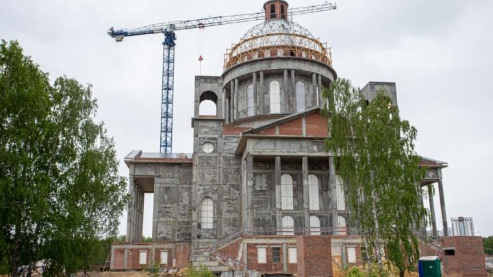 РМК достроит самый большой храм Челябинской области