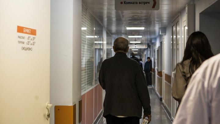 Шесть новосибирцев умерли от коронавируса — всем было больше 60 лет