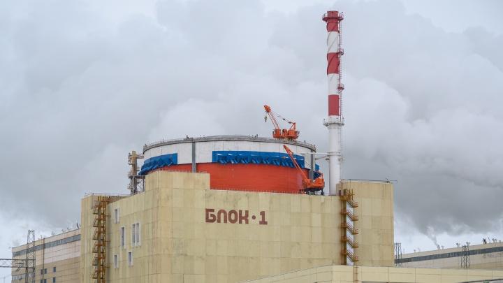 Сотрудников Ростовской АЭС перестали пускать на станцию без прививок от COVID-19