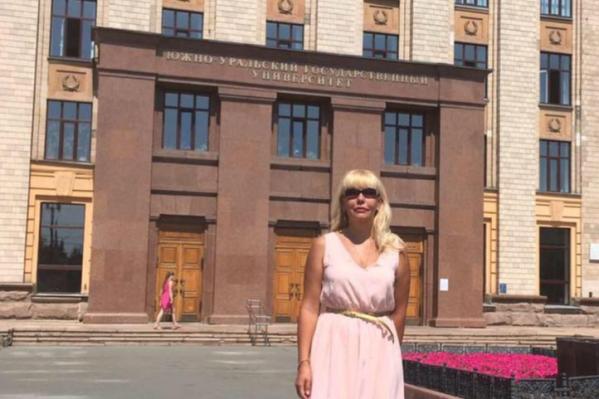 Помимо преподавательской деятельности, Юлия Шумова борется за права инвалидов