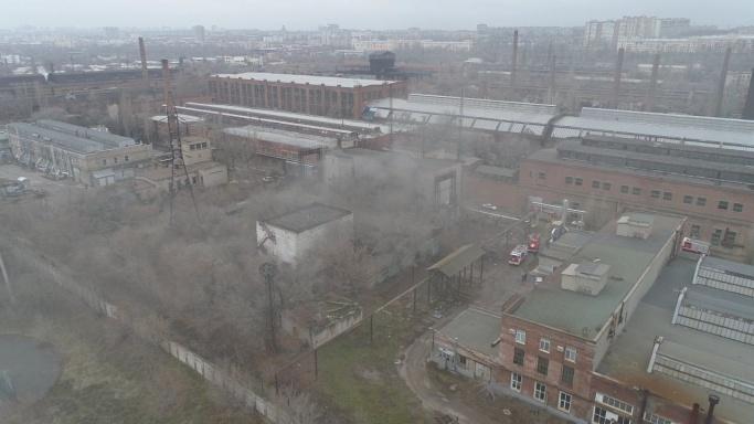 В Волгограде завод «Баррикады» остался без света из-за очередной аварии на подстанции
