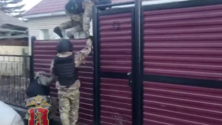 В Красноярске провели масштабную спецоперацию против цыган