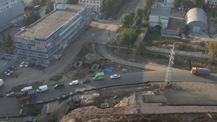 Подрядчик рассказал, когда на Заводском шоссе сделают дорогу