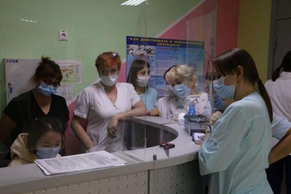 Новый моногоспиталь почти готов к работе