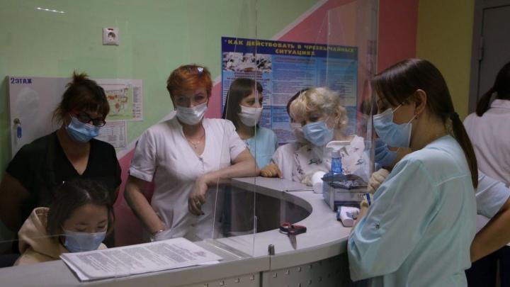 В тюменском центре «Родник» открыли новый моногоспиталь для больных коронавирусом