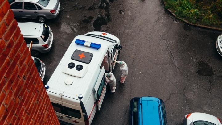 В Омской области за время пандемии от коронавируса скончались 440 человек